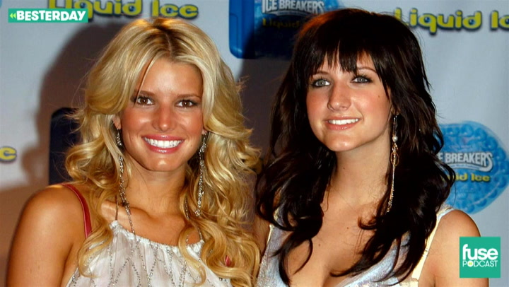 The Jessica and Ashlee Simpson Appreciation Episode: Besterday Podcast