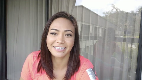 "Michelle Waterson Is Ready For The ""Money Mac"" Fight"