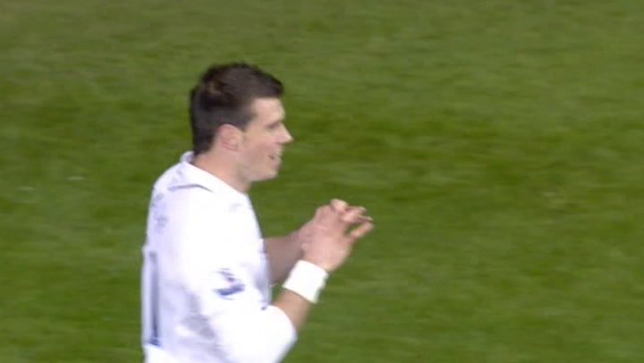 Free-kicks: Gareth Bale Vs Liverpool