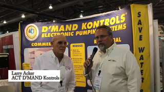 ACT D'MAND Kontrols – Greenbuild interview