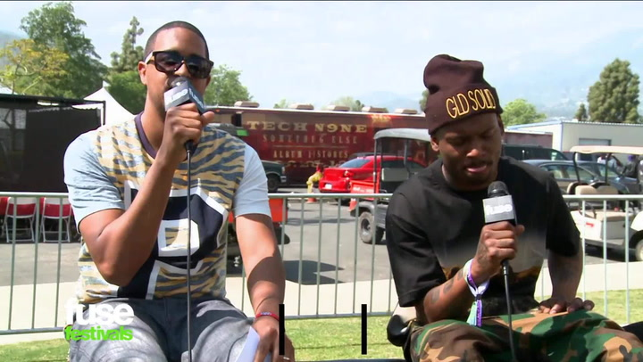 """Festivals: Paid Dues 2013: Fashawn """"Murs Is Adamant About Continuing"""" to Record Together"""