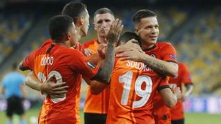 Shakhtar golea 4-1 al Basilea y jugará en 'semis' de Europa League con el Inter