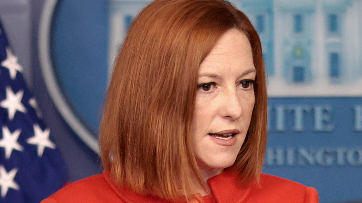Watch live as Jen Psaki holds news briefing