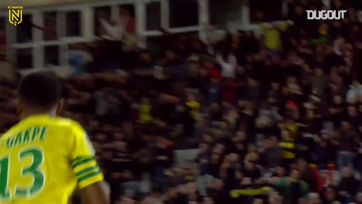 FC Nantes clinch victory in eventful clash against HSC Montpellier