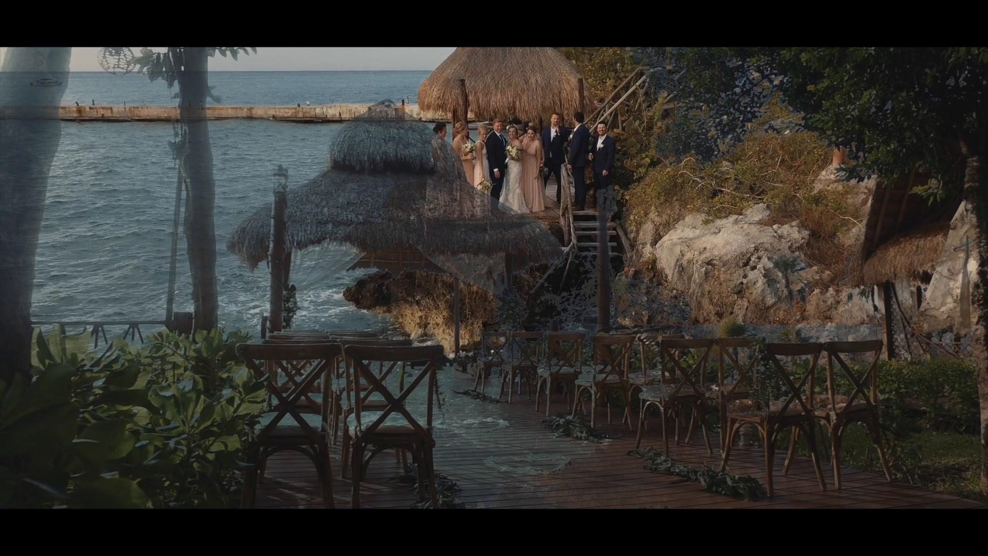 Gretta + Andrew | San Miguel de Cozumel, Mexico | Secrets aura