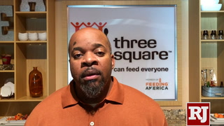 Three Square's Maurice Johnson Talks About Food Waste
