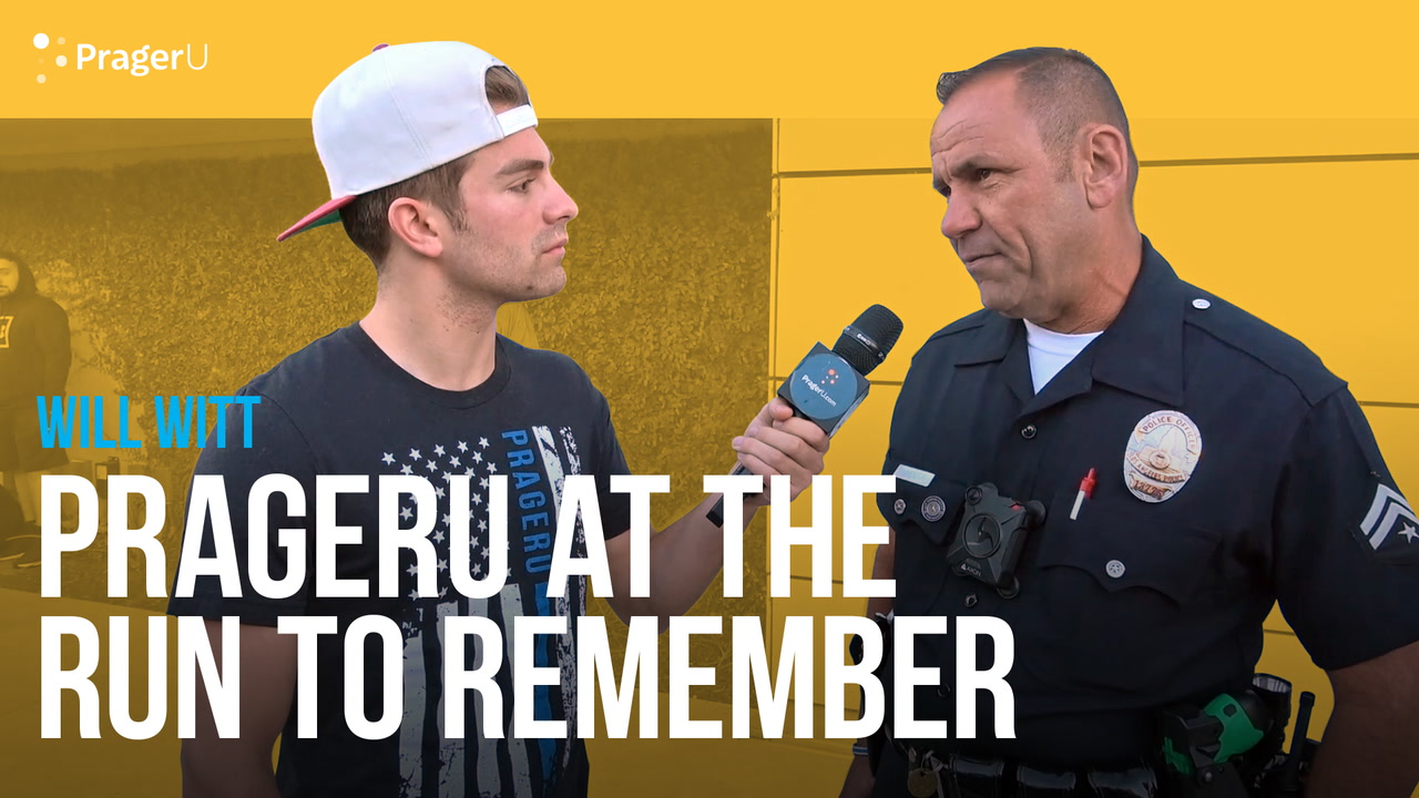 PragerU at the 2019 Run to Remember