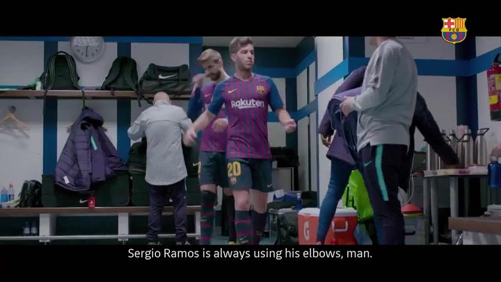 Nuevo trailer de Matchday, el documental sobre el FC Barcelona 2018-2019