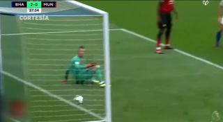 Brighton Vs Manchester United 3-2