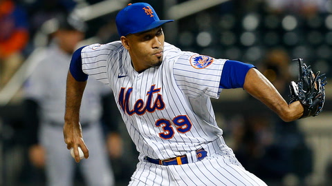 Edwin Diaz explains what it means to him to represent Puerto Rico in the majors