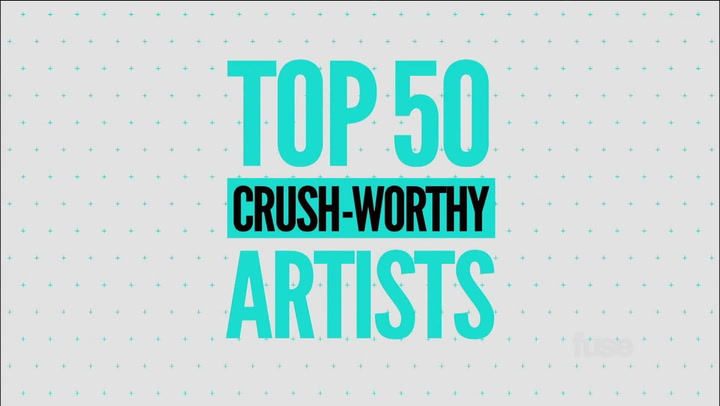 Shows: Top 50 Crush-Worthy: Jordin Sparks BTS