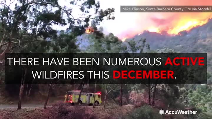 Why the devastating California wildfires have been so
