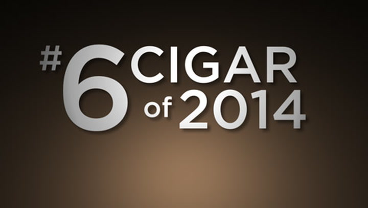 No. 6 Cigar of 2014