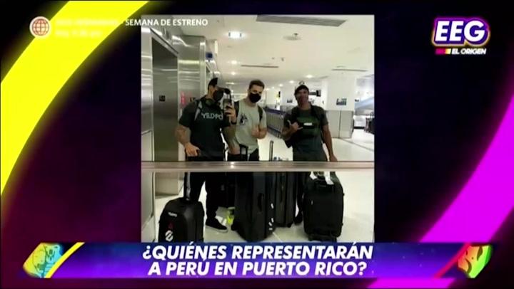 Participantes de 'Esto es guerra' representarán al país en Puerto Rico