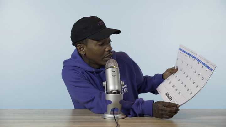 Dizzy Wright Does ASMR, Talks Morning Ritual and Weed