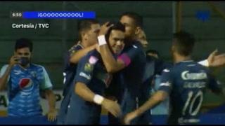 Motagua derrota al Honduras Progreso y es el nuevo líder del torneo Apertura