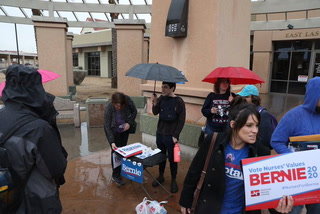 It's caucus day in Nevada – VIDEO