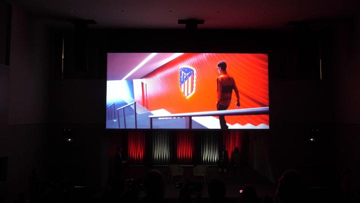 El Atlético de Madrid presenta su equipo de esports
