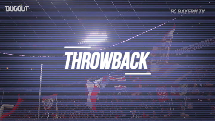 Throwback: Bayern Smash Dortmund 6-0