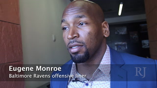 Baltimore Ravens Player Discusses Medical Marijuana Advocacy