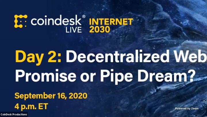 Internet 2030: Decentralized Web: Promise or Pipe Dream?