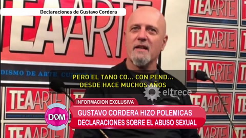 Calamaro: La condena social a Cordera es un peligroso antecedente