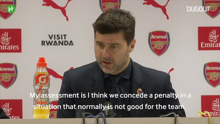 Pochettino Believes Spurs Suffered From Fatigue