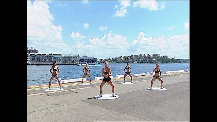 Wendi - Wharf 8 - Legs