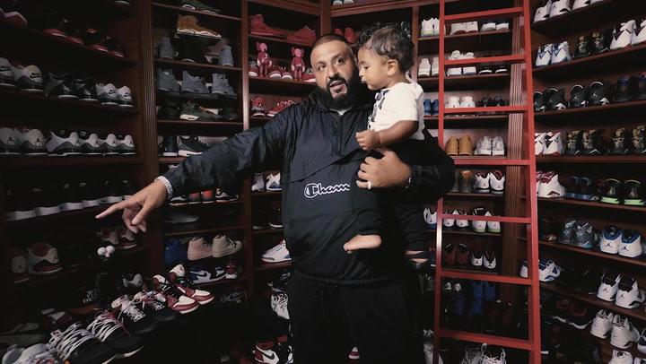DJ Khaled: Complex Closets
