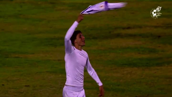 El Real Jaén deja fuera de la Copa al Alavés (3-1)
