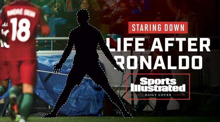 Daily Cover: Staring Down Life After Ronaldo
