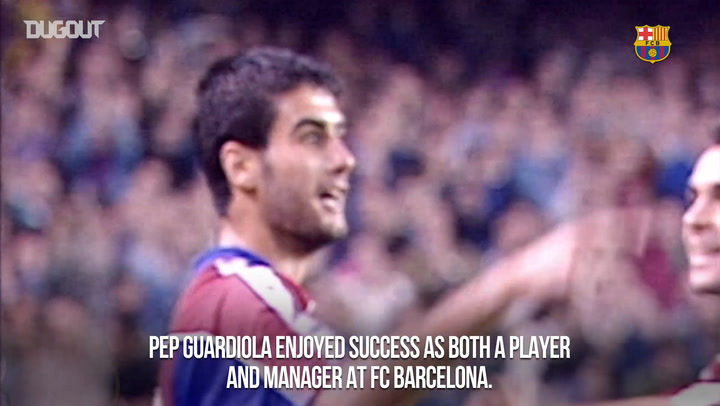 Cult Heroes: Pep Guardiola