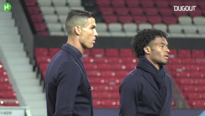 Ronaldo Returns To Old Trafford