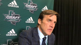 McPhee pleased with Knights draft