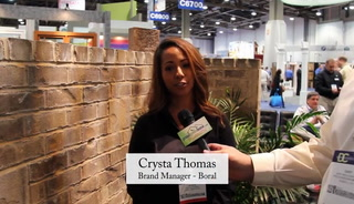 Boral Bricks Debuts New Line of Ashlar Accents at IBS