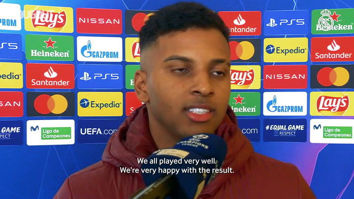 Rodrygo: 'It's not how you begin; it's how you finish'