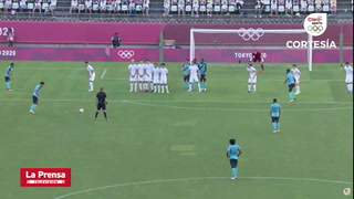 Nueva Zelanda 2 - 1 Honduras (Juegos Olímpicos de Tokio)