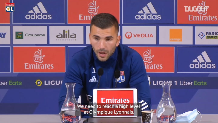 Anthony Lopes: 'We need to show another side to ourselves'