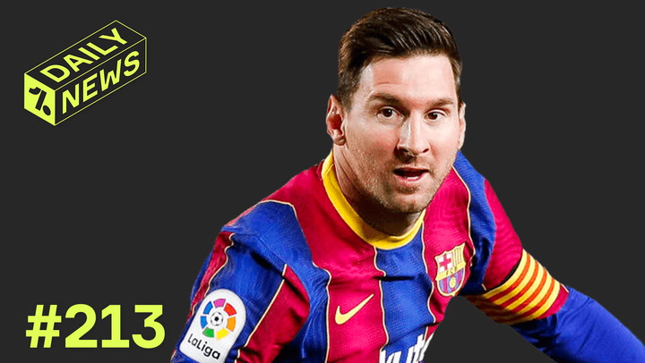 Messi dominates AGAIN + Man United set Pogba DEADLINE!