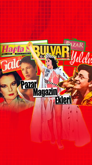Skandallar & Co. - Pazar Magazin Ekleri