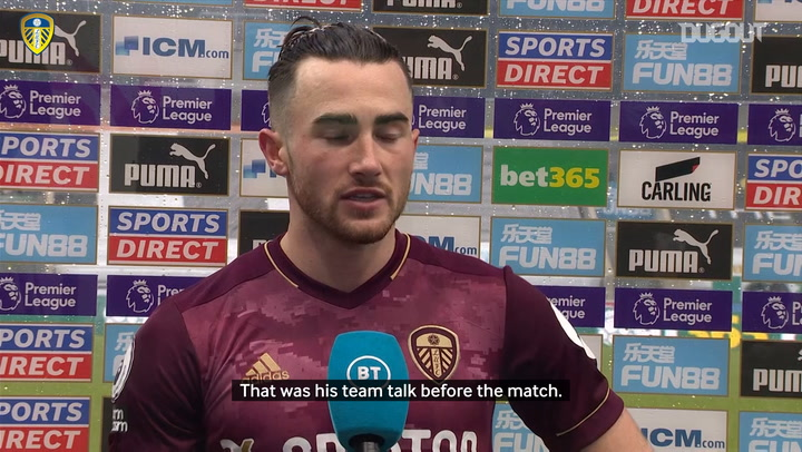 Harrison hails Leeds fight after ending losing run at Newcastle
