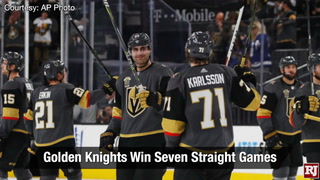 Golden Edge: Knights Beat Maple Leafs
