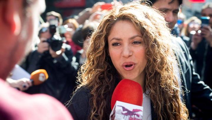 Shakira acude a declarar por la demanda de plagio de 'La bicicleta'