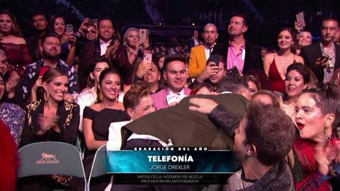 Jorge Drexler y reguetoneros colombianos dominan los Latin Grammy 2018