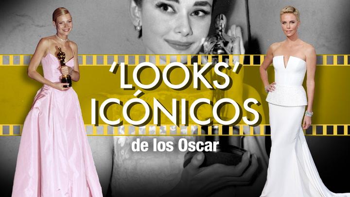 En vídeo: de Audrey Hepburn a Gwyneth Paltrow, ¿qué vestidos han hecho historia en los Oscar?