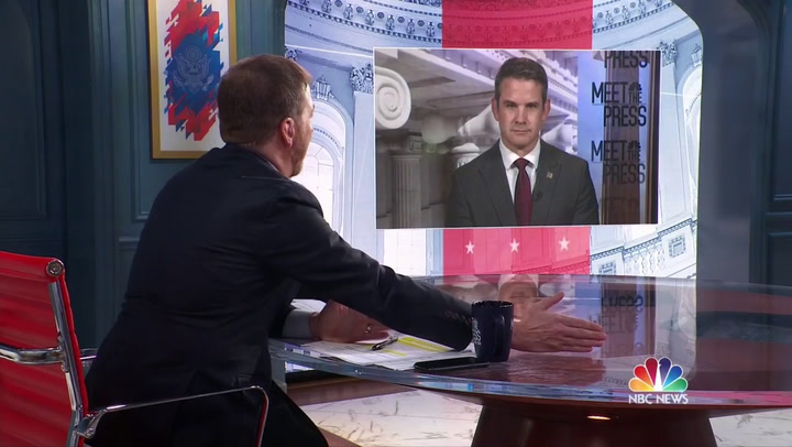 Kinzinger: 'I've Been a Republican Far Longer' than Trump -- Not Letting Him 'Hijack My Party'