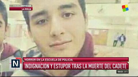 Murió uno de los aspirantes de la policía de La Rioja bailado en la instrucción