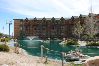 Resort on Mount Charleston Sold for $4.8 million