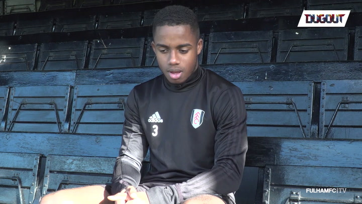 Ryan Sessegnon Discusses His Fantastic Season!