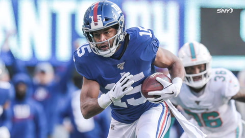 Has Golden Tate played his last game as a Giant?
